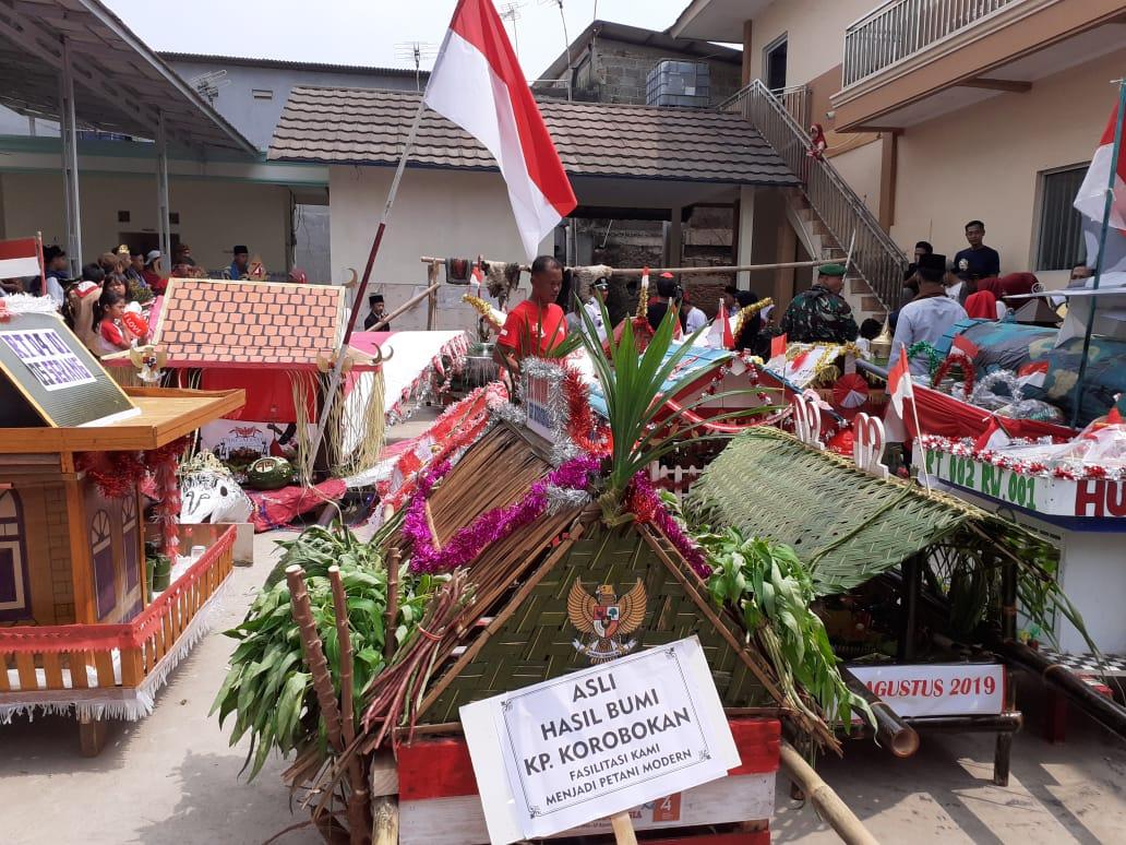 DESA SERANG DALAM PELESTARIAN BUDAYA LOKAL