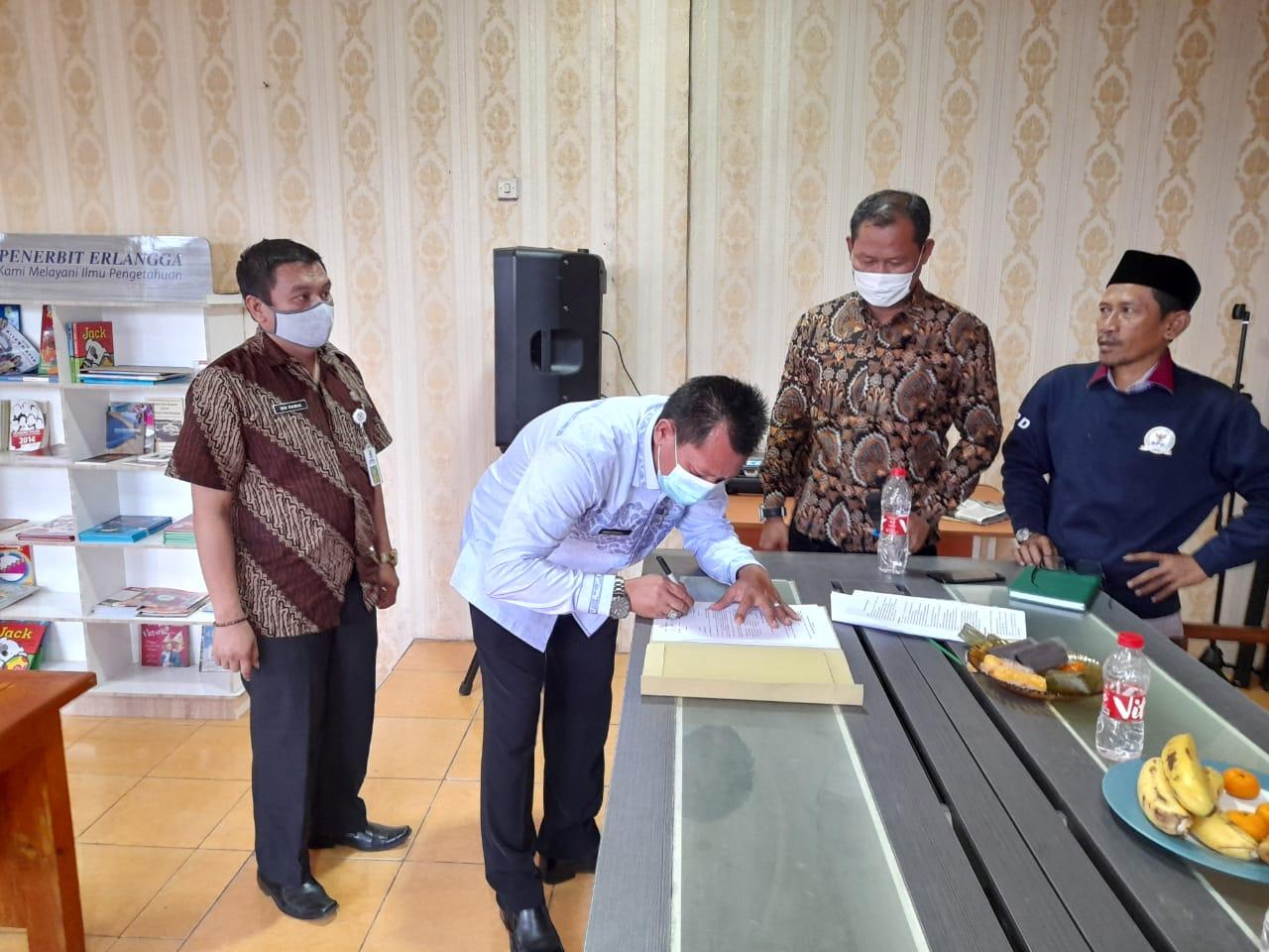 Penyusunan RKPDes Desa Serang Tahun Anggaran 2021
