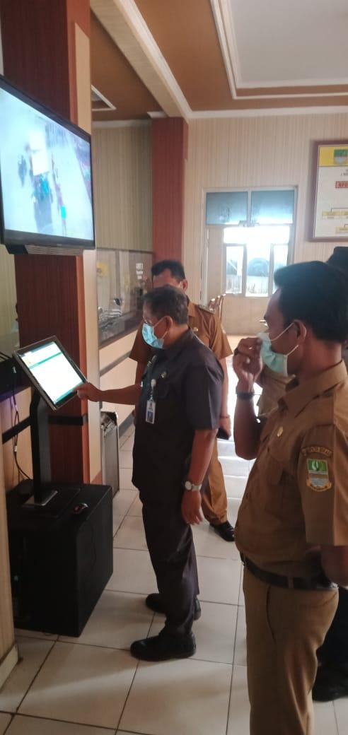 Kunjungan Camat Cikarang Selatan Terkait Desa Digital